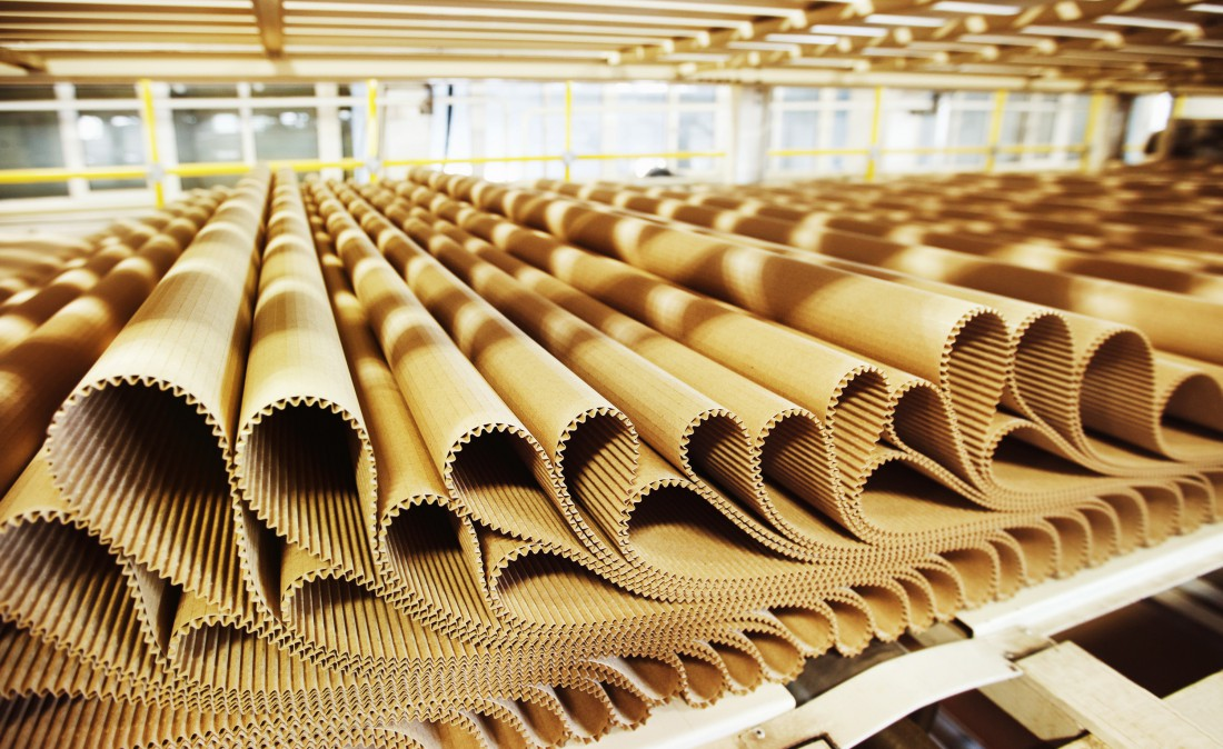 Corrugated Adhesives - Cardboard Industry
